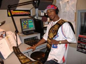 In the Studio in 2006