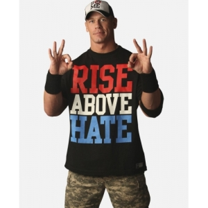 John Cena's Rise Above Hate T-Shirt
