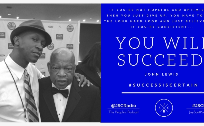JSC Words of Wisdom #2: Success is Consistent