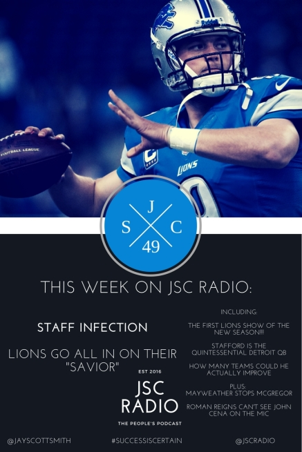 JSC Radio Ep. 49 Blog Banner