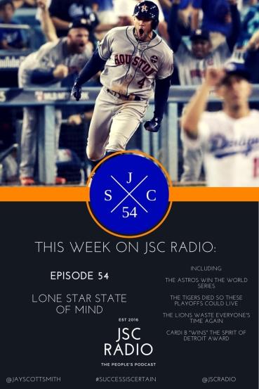 JSC Ep. 54 Radio Blog Banner
