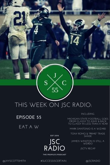 JSC Ep. 55 Radio Blog Banner