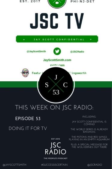 JSC Radio Ep. 53 Blog Banner