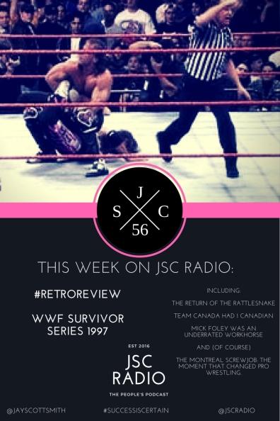 JSC Radio Ep. 56 Blog Banner