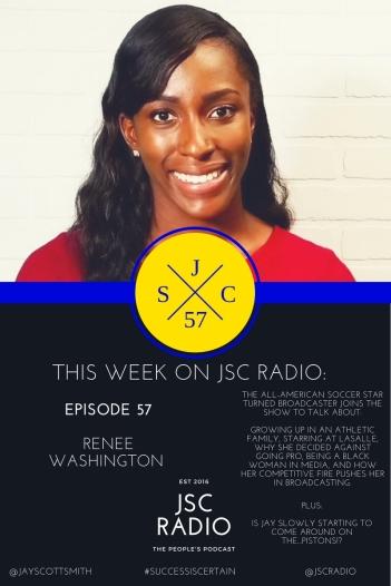 JSC Radio Ep. 57 Blog Banner