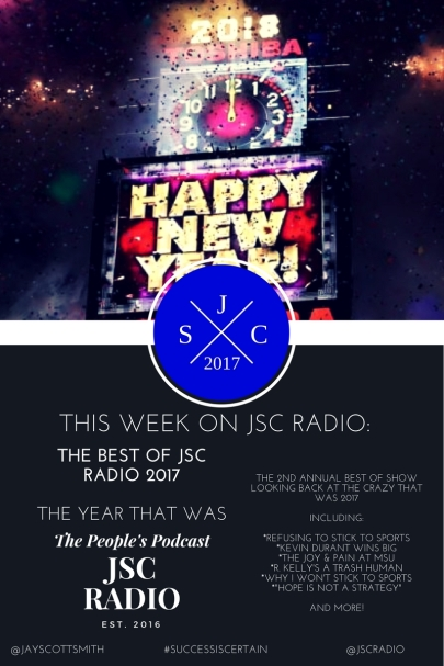Best of JSC Radio 2017 Blog Banner