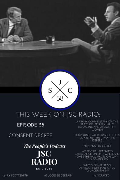 JSC Radio Ep. 58 Blog Banner