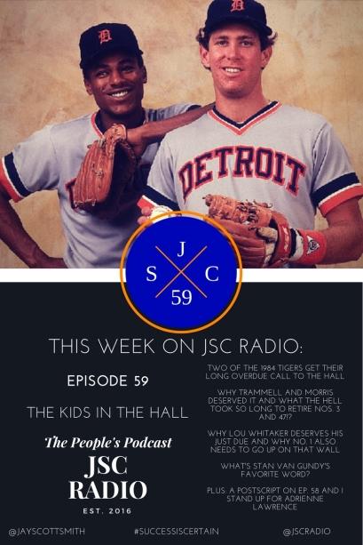 JSC Radio Ep. 59 Blog Banner