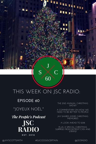 JSC Radio Ep. 60 Blog Banner