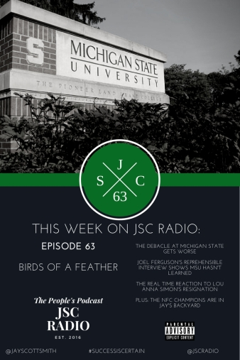 JSC Radio Ep. 63 Blog Banner