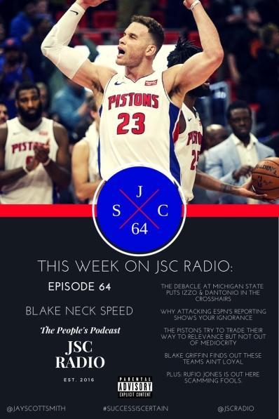 JSC Radio Ep. 64 Blog Banner