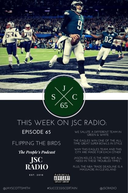 JSC Radio Ep. 65 Blog Banner