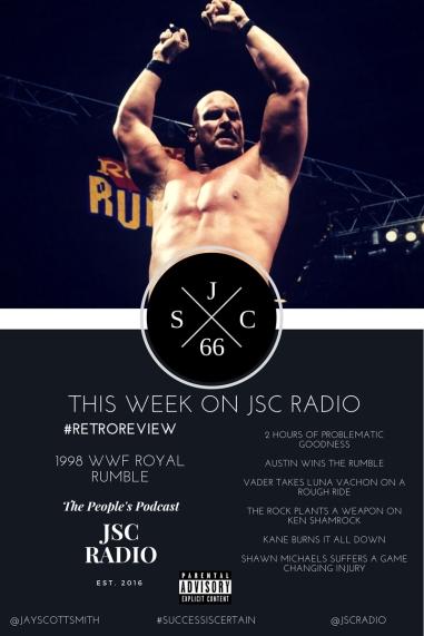 JSC Radio Ep. 66 Blog Banner
