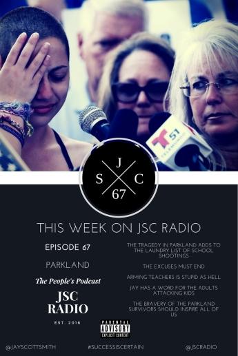 JSC Radio Ep. 67 Blog Banner