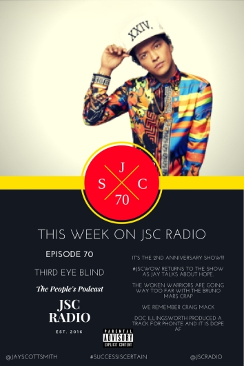 JSC Radio Ep. 70 Blog Banner